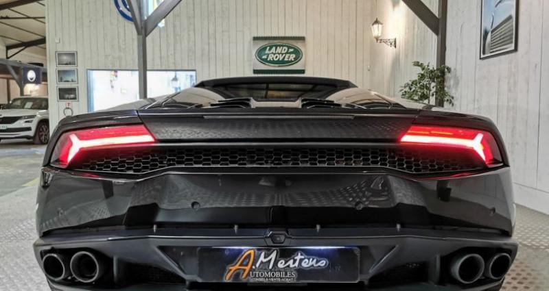 Lamborghini Huracan SPYDER LP 610-4 (TVA)  occasion à Charentilly - photo n°4
