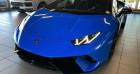 Lamborghini Huracan Spyder LP 610-4 Bleu à Boulogne-Billancourt 92