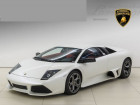 Lamborghini murcielago 6.5 V12 LP640 Blanc à BEAUPUY 31