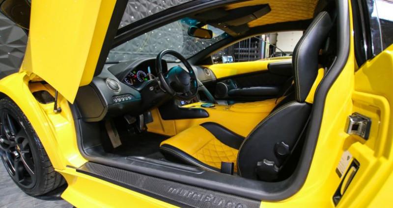 Lamborghini murcielago COUPE LP 640-4 E-GEAR  occasion à CHAVILLE - photo n°7