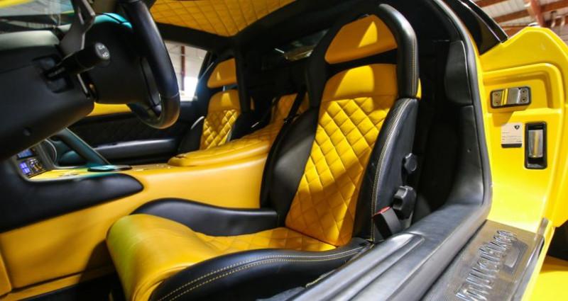 Lamborghini murcielago COUPE LP 640-4 E-GEAR  occasion à CHAVILLE - photo n°5