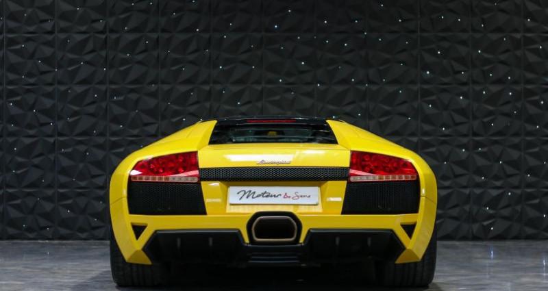 Lamborghini murcielago COUPE LP 640-4 E-GEAR  occasion à CHAVILLE - photo n°4