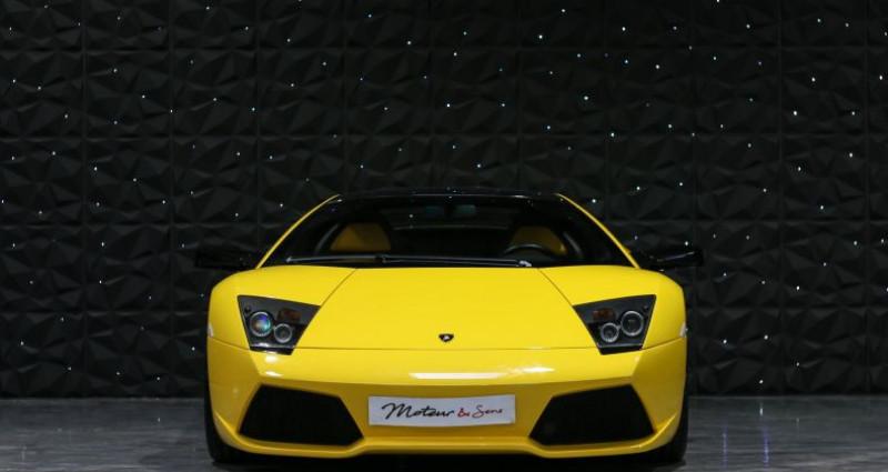 Lamborghini murcielago COUPE LP 640-4 E-GEAR  occasion à CHAVILLE - photo n°3