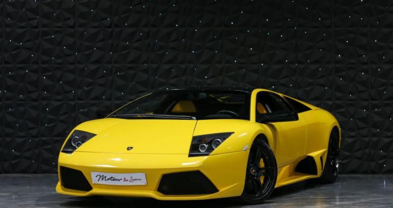Lamborghini murcielago COUPE LP 640-4 E-GEAR  occasion à CHAVILLE