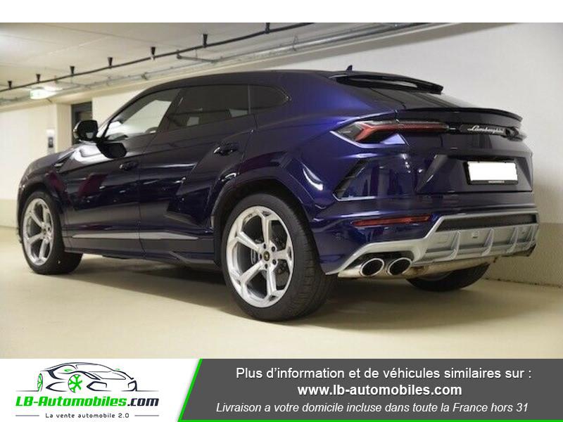 Lamborghini Urus 4.0 V8 650 ch BVA8 Bleu occasion à Beaupuy - photo n°3