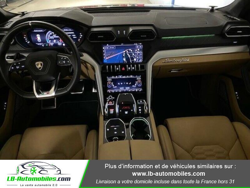 Lamborghini Urus 4.0 V8 650 ch BVA8 Bleu occasion à Beaupuy - photo n°2