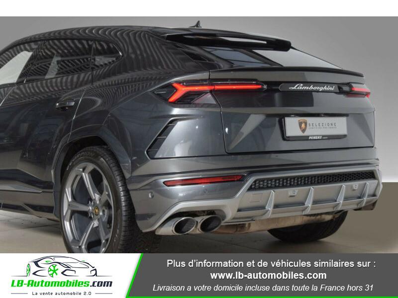 Lamborghini Urus 4.0 V8 650 ch BVA8 Gris occasion à Beaupuy - photo n°13