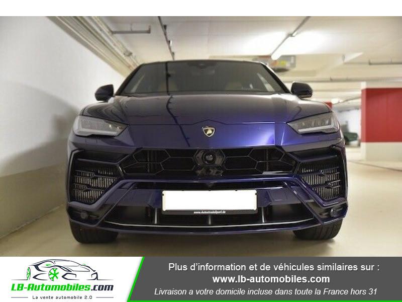 Lamborghini Urus 4.0 V8 650 ch BVA8 Bleu occasion à Beaupuy - photo n°11