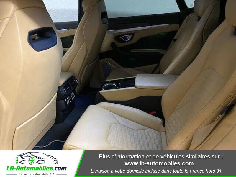 Lamborghini Urus 4.0 V8 650 ch BVA8 Bleu occasion à Beaupuy - photo n°7