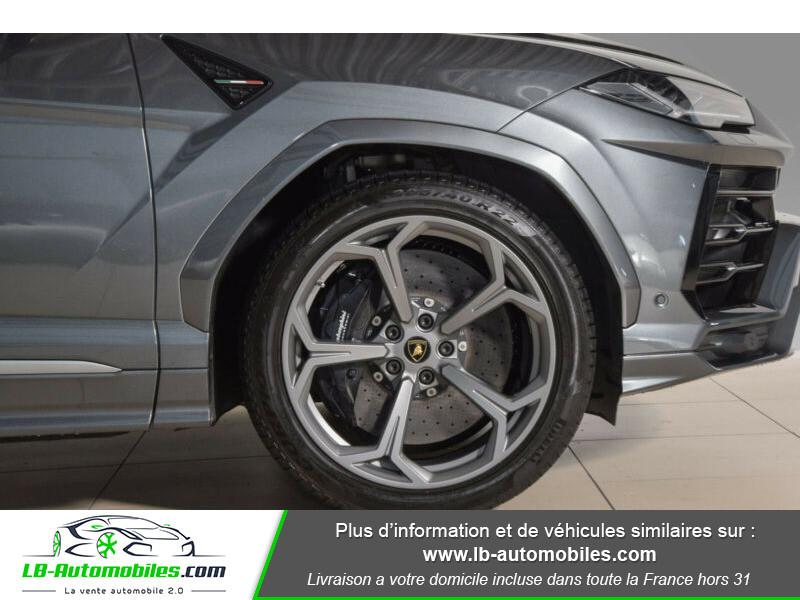 Lamborghini Urus 4.0 V8 650 ch BVA8 Gris occasion à Beaupuy - photo n°15