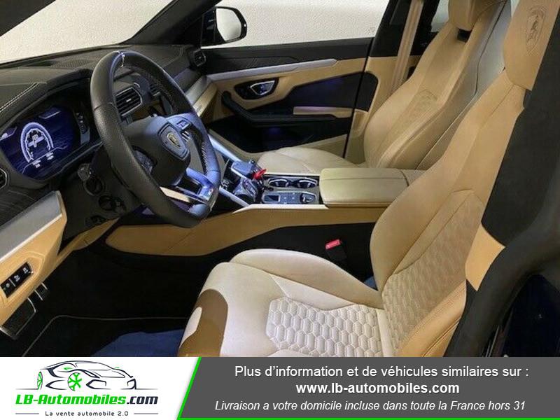 Lamborghini Urus 4.0 V8 650 ch BVA8 Bleu occasion à Beaupuy - photo n°4