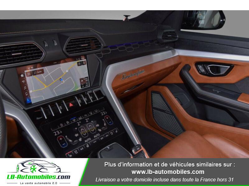 Lamborghini Urus 4.0 V8 650 ch BVA8 Gris occasion à Beaupuy - photo n°6