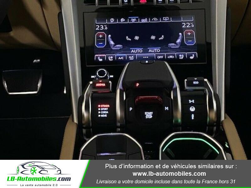 Lamborghini Urus 4.0 V8 650 ch BVA8 Bleu occasion à Beaupuy - photo n°8