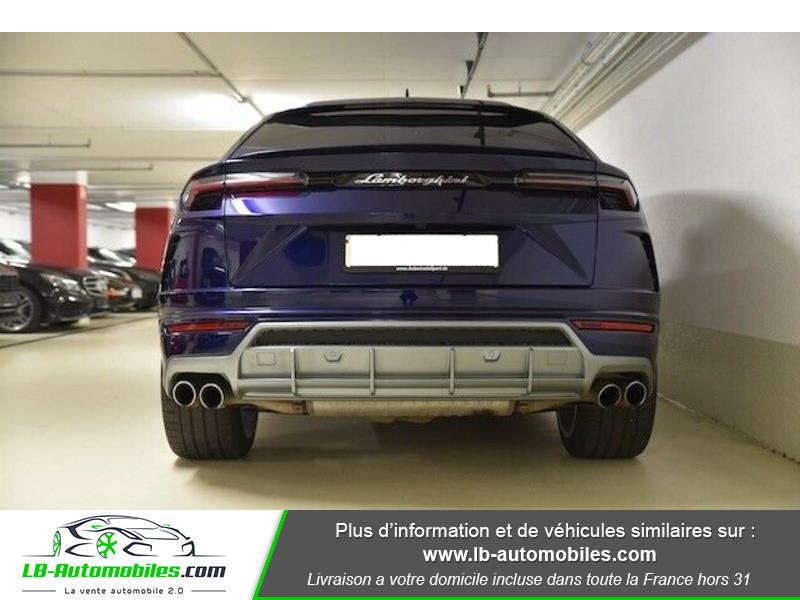 Lamborghini Urus 4.0 V8 650 ch BVA8 Bleu occasion à Beaupuy - photo n°13