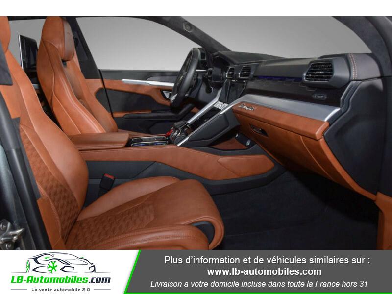 Lamborghini Urus 4.0 V8 650 ch BVA8 Gris occasion à Beaupuy - photo n°10