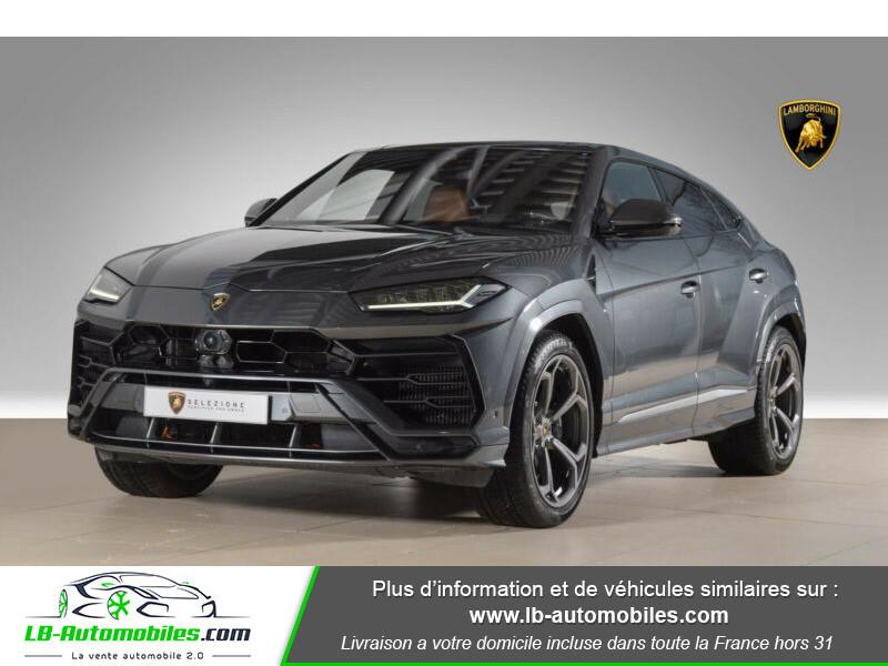 Lamborghini Urus 4.0 V8 650 ch BVA8 Gris occasion à Beaupuy