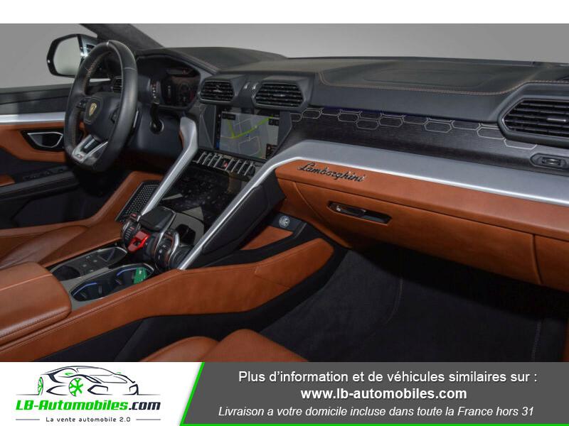 Lamborghini Urus 4.0 V8 650 ch BVA8 Gris occasion à Beaupuy - photo n°4