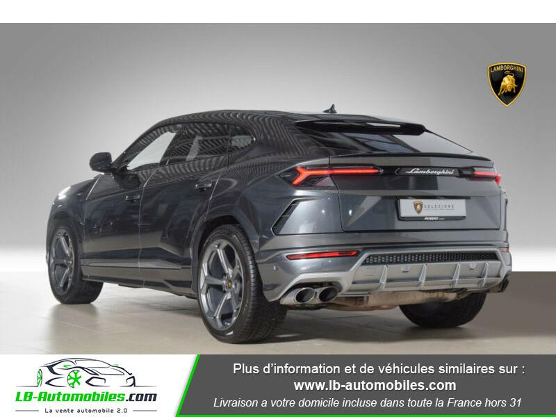 Lamborghini Urus 4.0 V8 650 ch BVA8 Gris occasion à Beaupuy - photo n°12
