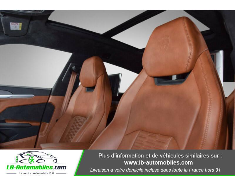 Lamborghini Urus 4.0 V8 650 ch BVA8 Gris occasion à Beaupuy - photo n°5