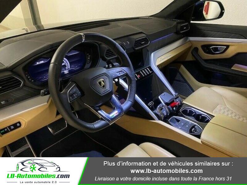 Lamborghini Urus 4.0 V8 650 ch BVA8 Bleu occasion à Beaupuy - photo n°10