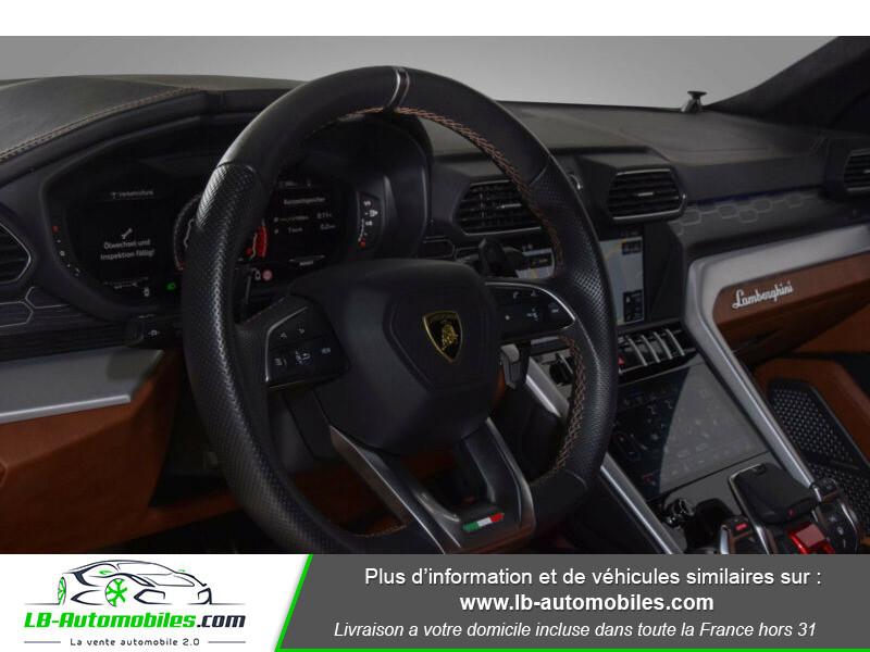 Lamborghini Urus 4.0 V8 650 ch BVA8 Gris occasion à Beaupuy - photo n°8