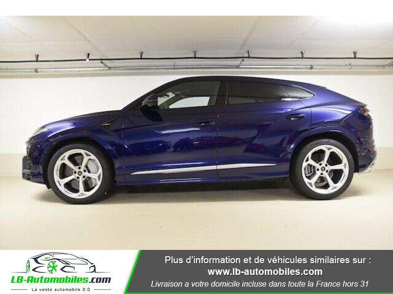 Lamborghini Urus 4.0 V8 650 ch BVA8 Bleu occasion à Beaupuy - photo n°12