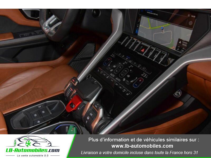 Lamborghini Urus 4.0 V8 650 ch BVA8 Gris occasion à Beaupuy - photo n°9