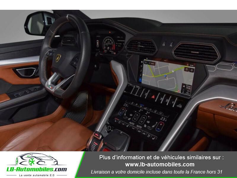 Lamborghini Urus 4.0 V8 650 ch BVA8 Gris occasion à Beaupuy - photo n°2