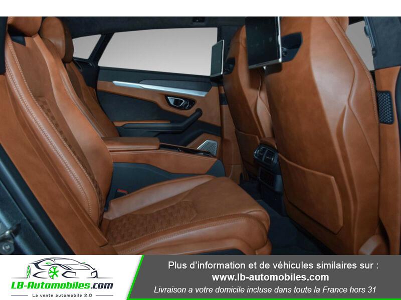 Lamborghini Urus 4.0 V8 650 ch BVA8 Gris occasion à Beaupuy - photo n°7