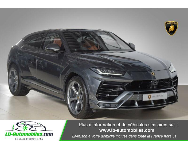 Lamborghini Urus 4.0 V8 650 ch BVA8 Gris occasion à Beaupuy - photo n°11