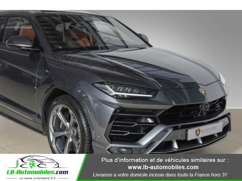 Lamborghini Urus 4.0 V8 650 ch BVA8 Gris occasion à Beaupuy - photo n°14
