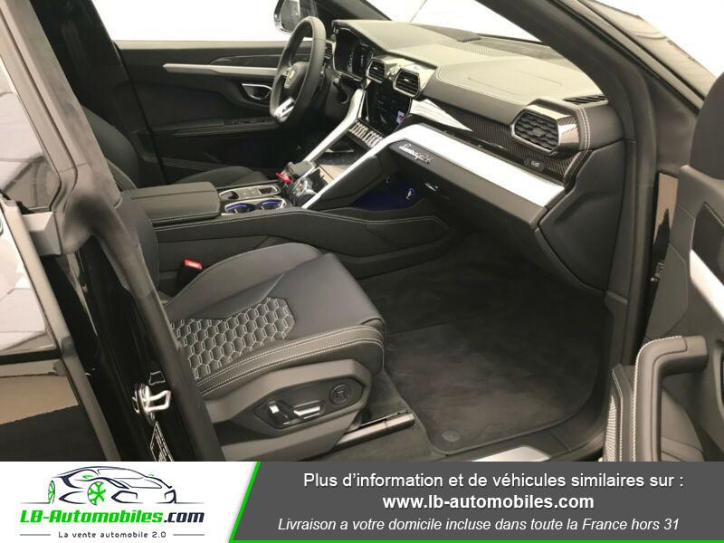 Lamborghini Urus 4.0 V8 650 Noir occasion à Beaupuy - photo n°15