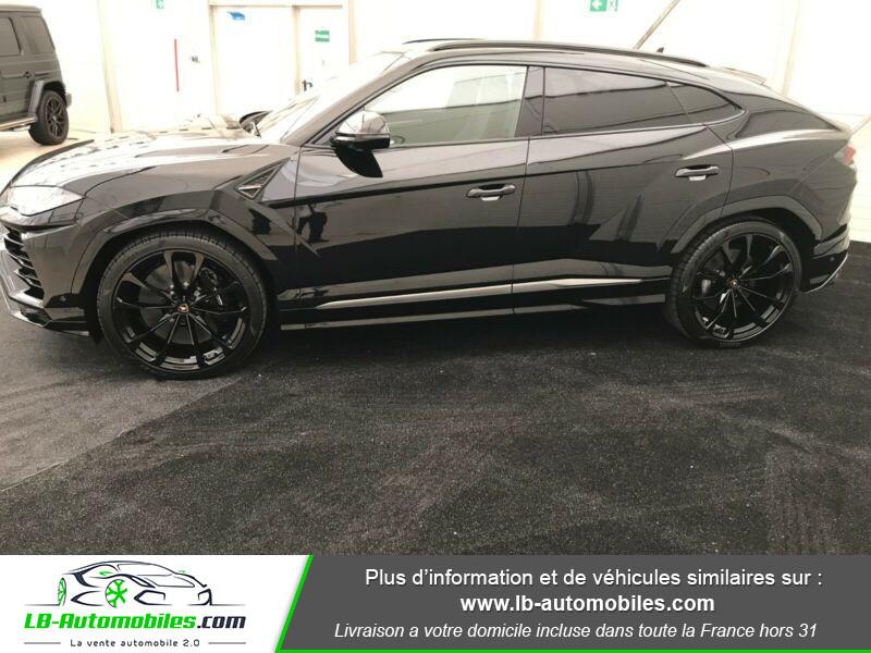 Lamborghini Urus 4.0 V8 650 Noir occasion à Beaupuy - photo n°5