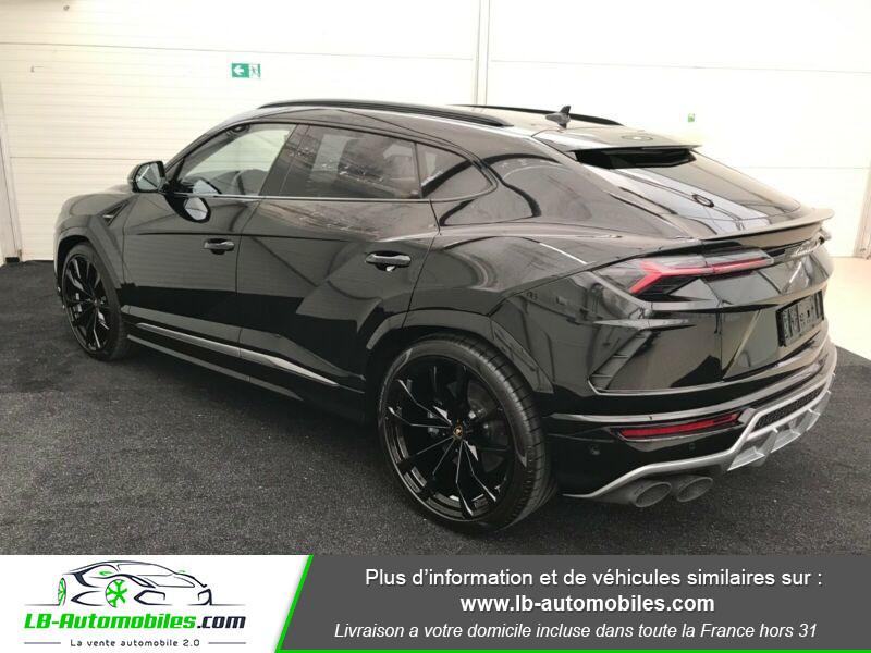 Lamborghini Urus 4.0 V8 650 Noir occasion à Beaupuy - photo n°3