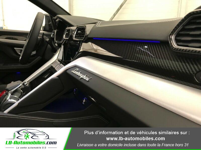 Lamborghini Urus 4.0 V8 650 Noir occasion à Beaupuy - photo n°14