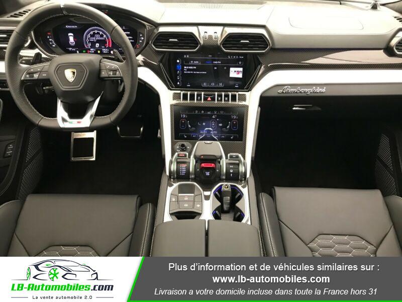 Lamborghini Urus 4.0 V8 650 Noir occasion à Beaupuy - photo n°2