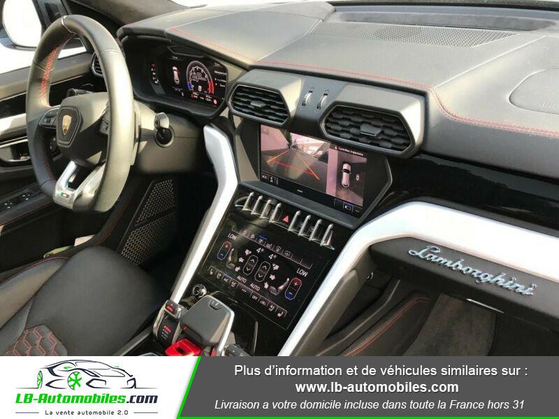 Lamborghini Urus 4.0 V8 650 Gris occasion à Beaupuy - photo n°2