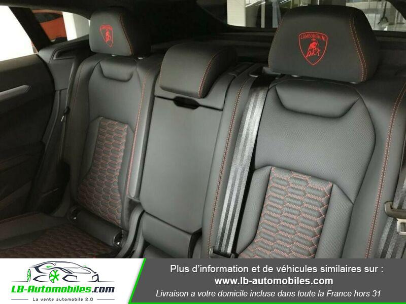 Lamborghini Urus 4.0 V8 650 Gris occasion à Beaupuy - photo n°7