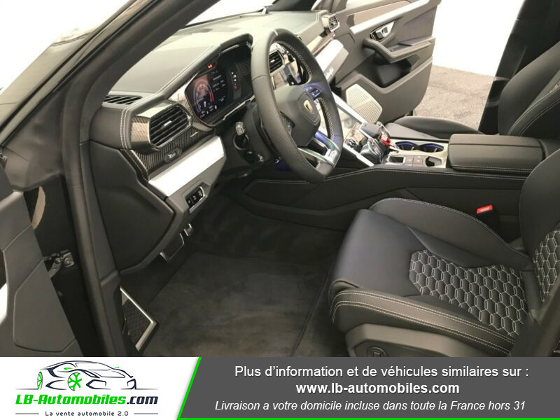 Lamborghini Urus 4.0 V8 650 Noir occasion à Beaupuy - photo n°9
