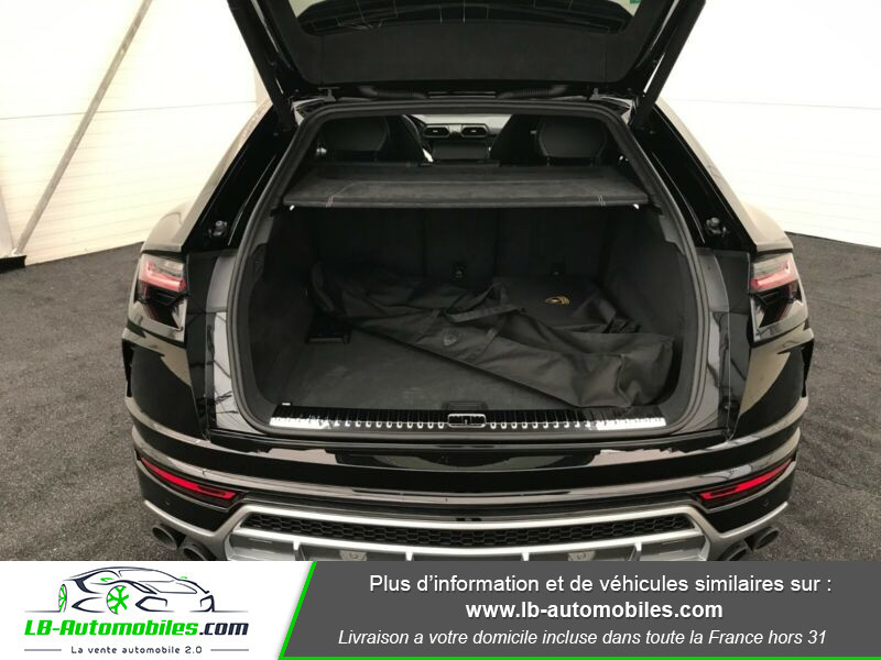 Lamborghini Urus 4.0 V8 650 Noir occasion à Beaupuy - photo n°8