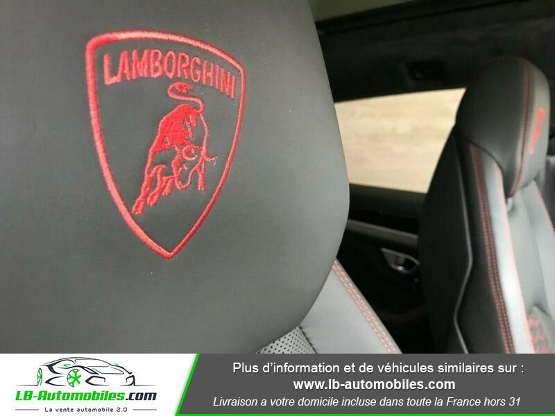 Lamborghini Urus 4.0 V8 650 Gris occasion à Beaupuy - photo n°11
