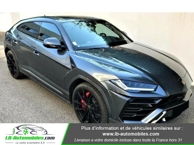 Lamborghini Urus 4.0 V8 650 Gris occasion à Beaupuy