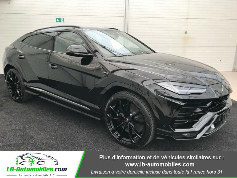 Lamborghini Urus 4.0 V8 650 Noir occasion à Beaupuy