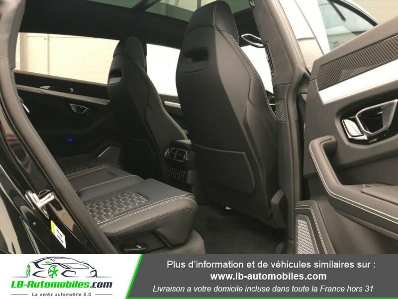 Lamborghini Urus 4.0 V8 650 Noir occasion à Beaupuy - photo n°17