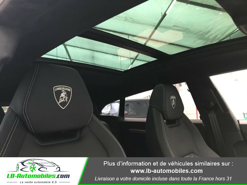 Lamborghini Urus 4.0 V8 650 Noir occasion à Beaupuy - photo n°12
