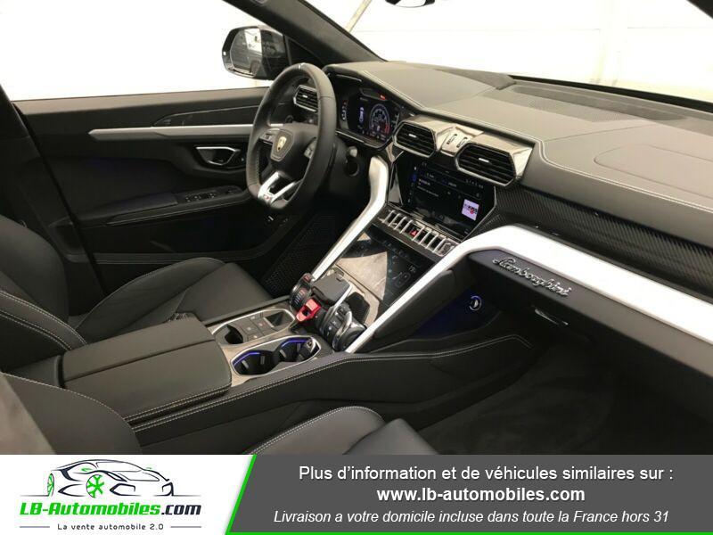 Lamborghini Urus 4.0 V8 650 Noir occasion à Beaupuy - photo n°13