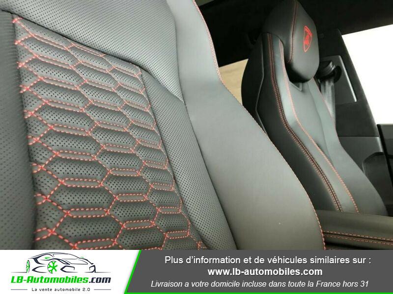 Lamborghini Urus 4.0 V8 650 Gris occasion à Beaupuy - photo n°12
