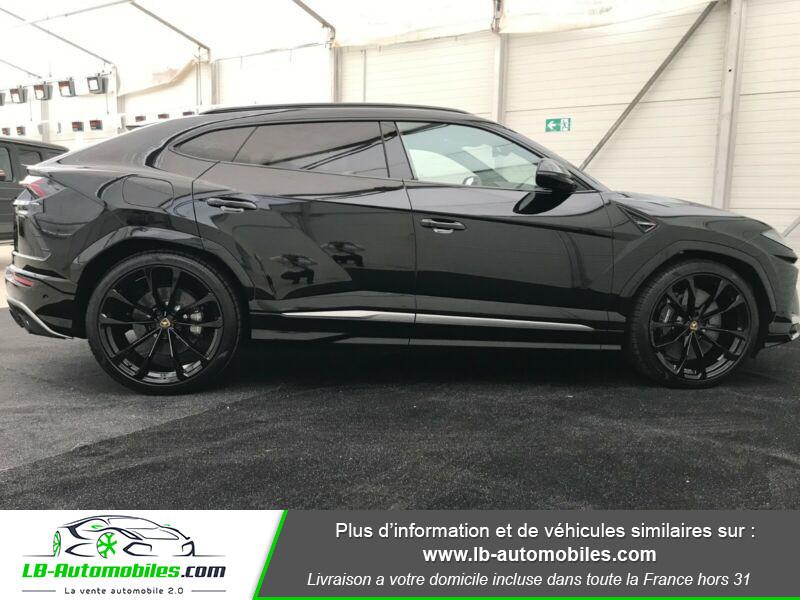 Lamborghini Urus 4.0 V8 650 Noir occasion à Beaupuy - photo n°4