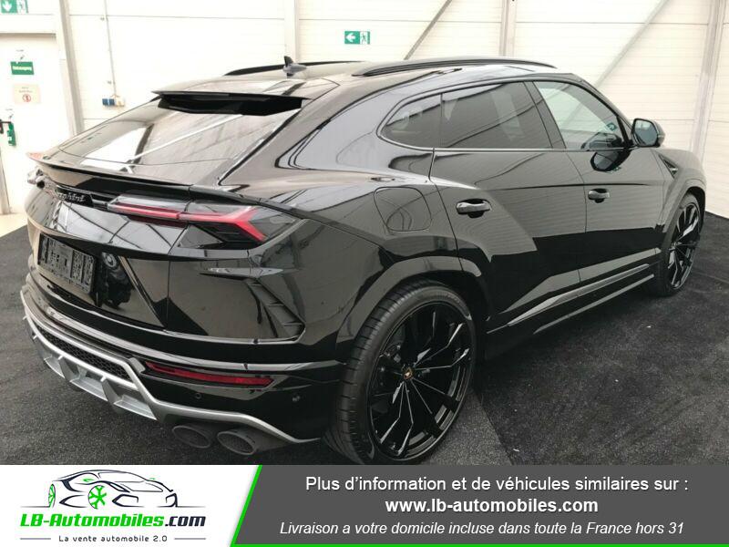 Lamborghini Urus 4.0 V8 650 Noir occasion à Beaupuy - photo n°7