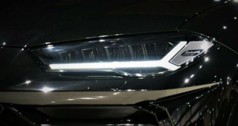 Lamborghini Urus Lamborghini Urus * PACK STYLE * B & O * PACK ADAS * 22 LM *  Noir occasion à Mudaison - photo n°2
